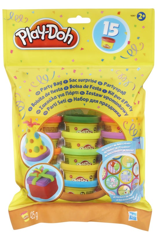 Play Doh Tubs 1oz Pack Of 15
