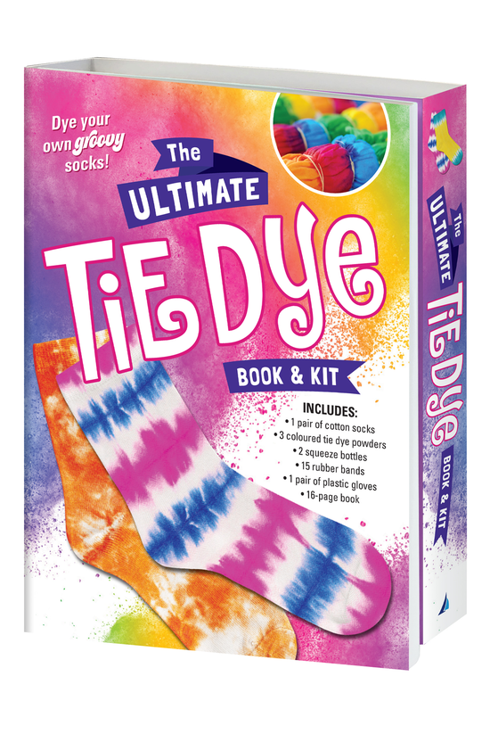 The Ultimate Tie Dye Book And ...