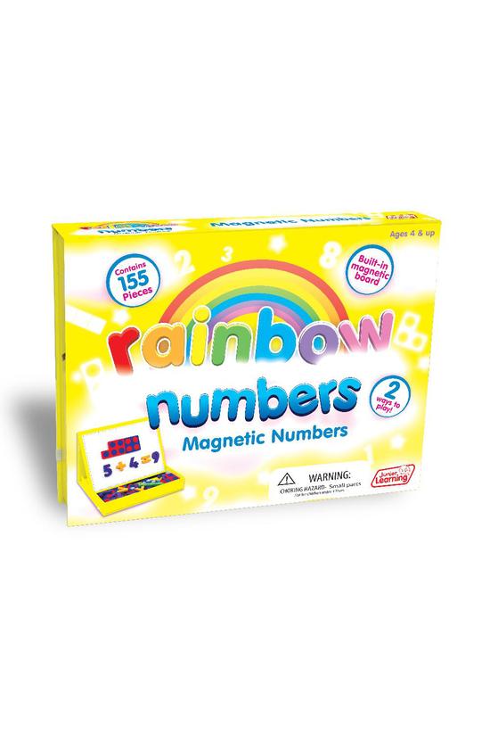 Junior Learning Rainbow Number...