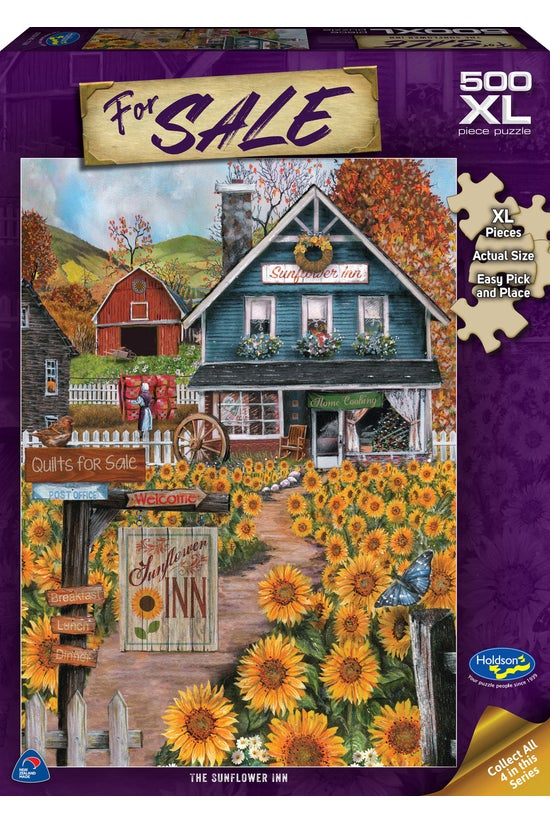 For Sale 500xl Piece Jigsaw Th...