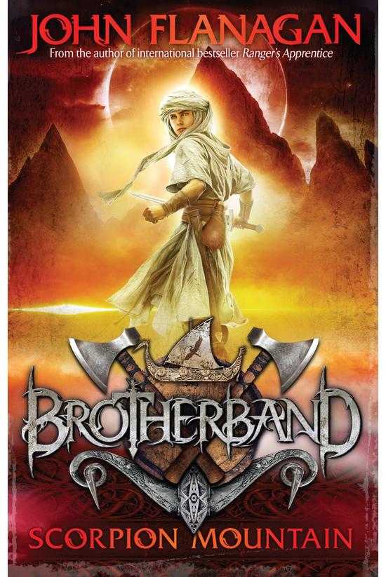 Brotherband #05: Scorpion Moun...