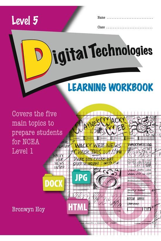Lwb Ncea Level 5 Digital Techn...
