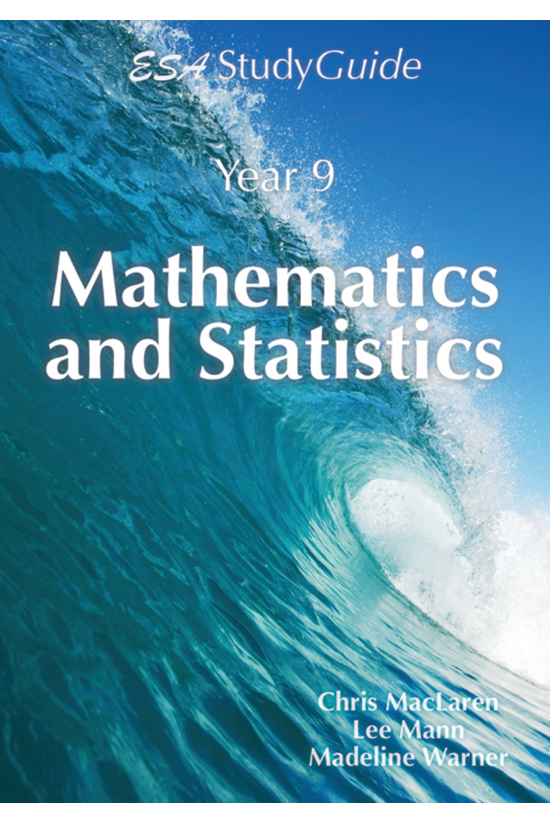 Esa Year 9 Mathematics And Sta...