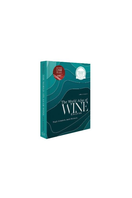 World Atlas Of Wine 8th Editio...