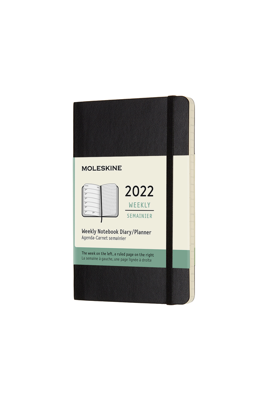 2022 Diary Moleskine Pocket We...