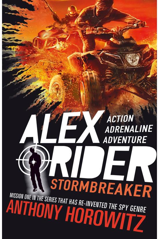 Alex Rider #01: Stormbreaker