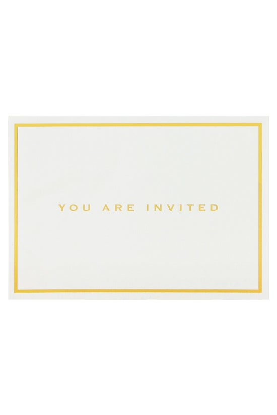 Whsmith Invitation Cards Gold ...