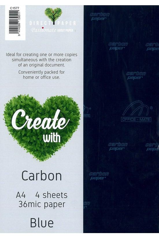 Direct Paper Carbon Paper A4 P...