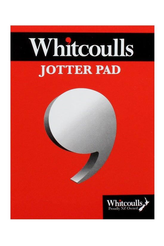 Whitcoulls Jotter Pad 130x100m...