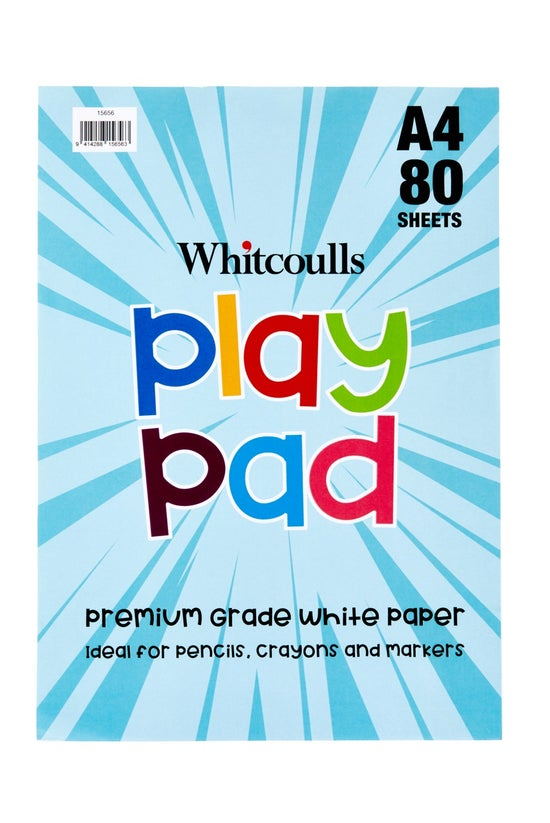 Whitcoulls Play Pad A4 80 Shee...