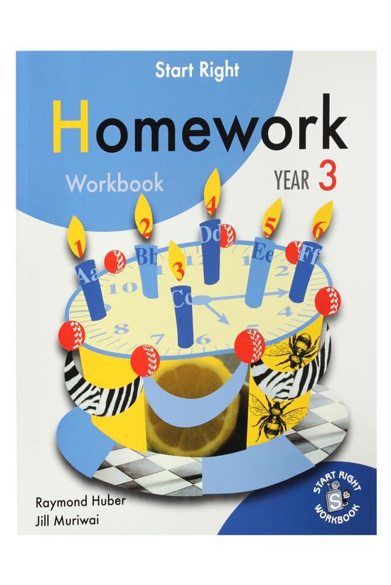 Start Right Year 3 Homework Wo...