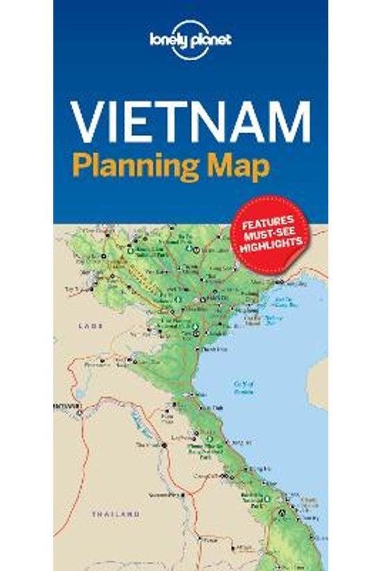 Lonely Planet Vietnam Planning...