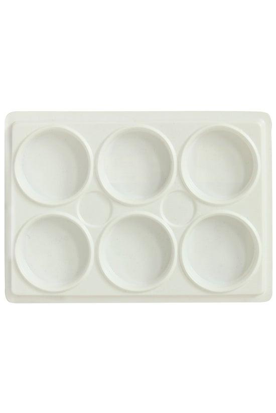 Das Plastic Palette 6 Cups
