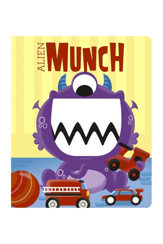Bite Book: Alien Munch