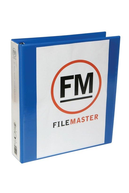 Fm Insert Ring Binder A4 2d 38...