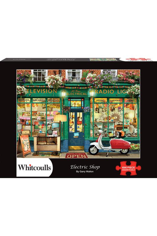 Whitcoulls 1000 Piece Jigsaw E...