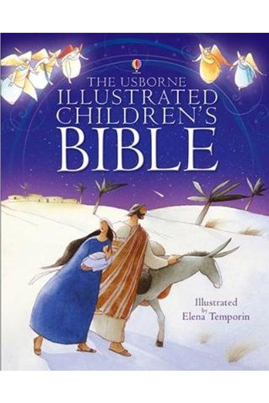 Illustrated Children Bible