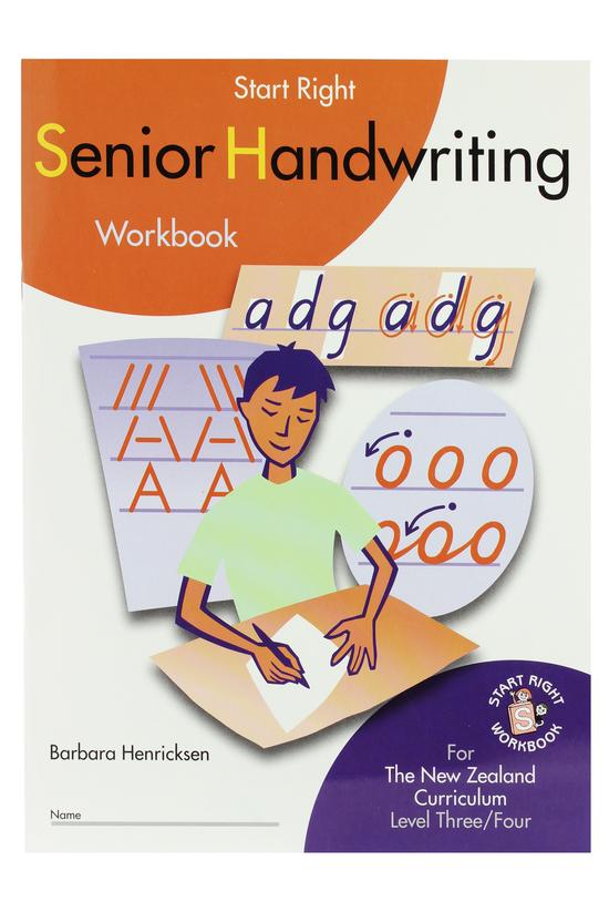 Start Right Senior Handwriting...