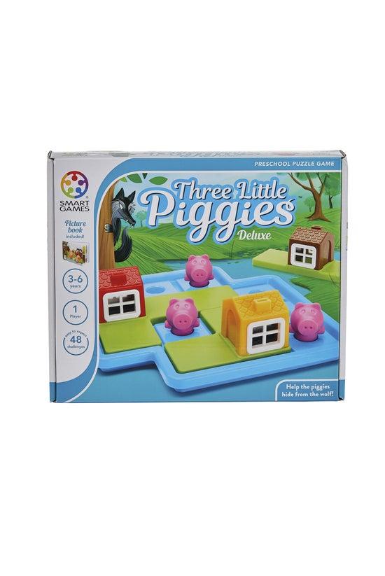 Smart Games: Three Little Pigg...