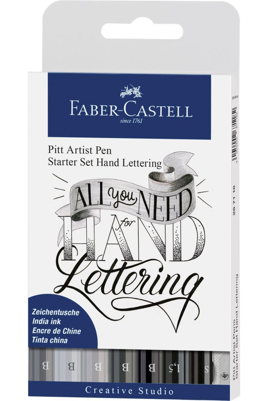 Faber Castell Pitt Starter Set...