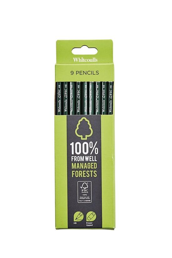 Whitcoulls Hb Eco Pencils Eras...