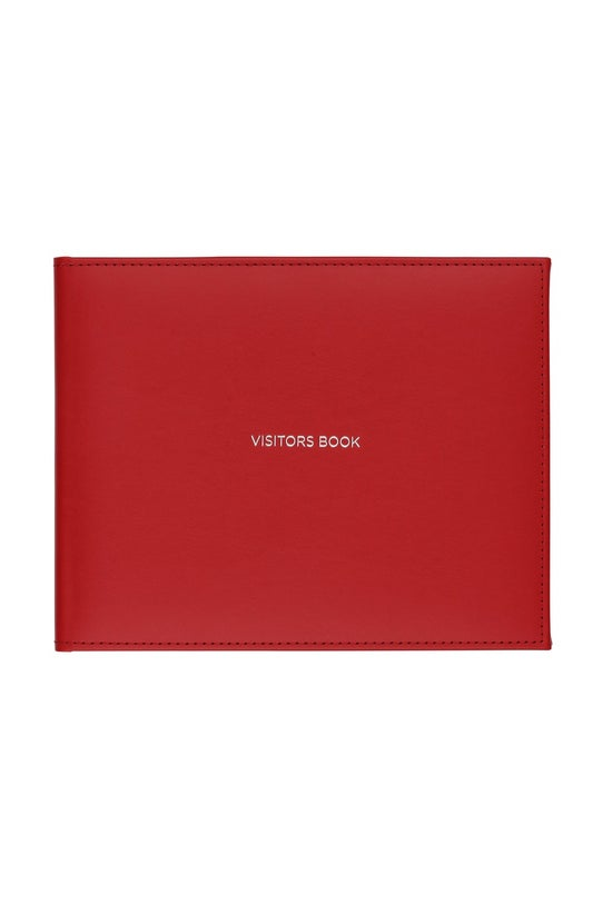 Whsmith Luxury Visitors Book R...
