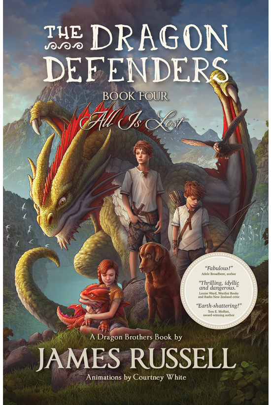 Dragon Defenders #04: All Is L...