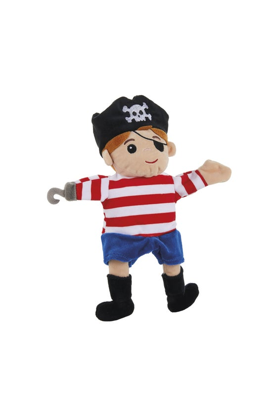 Hand Puppet Pirate