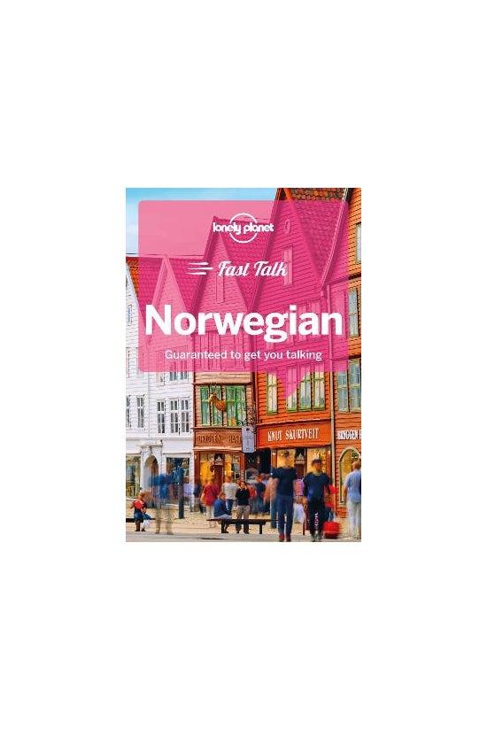 Lonely Planet Fast Talk Norweg...