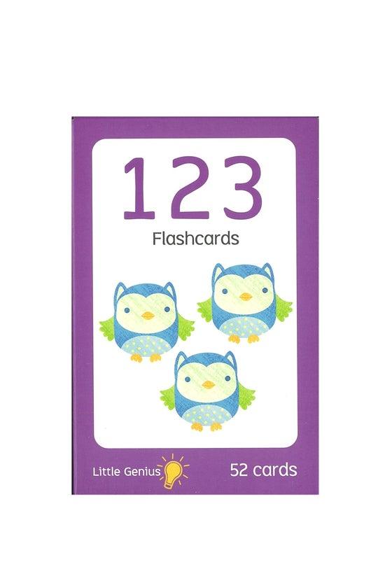 Little Genius: 123 Flashcards