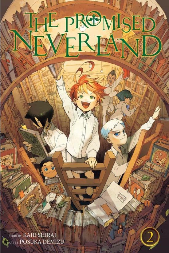 Promised Neverland #02