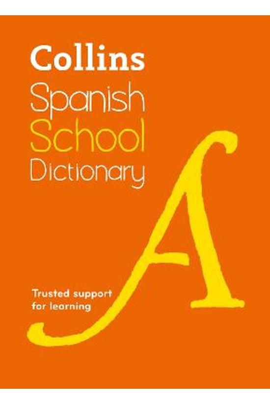 Collins Spanish School Diction...