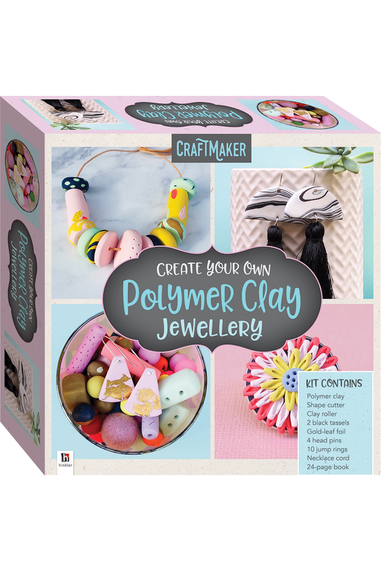 Create Your Own Polymer Clay J...