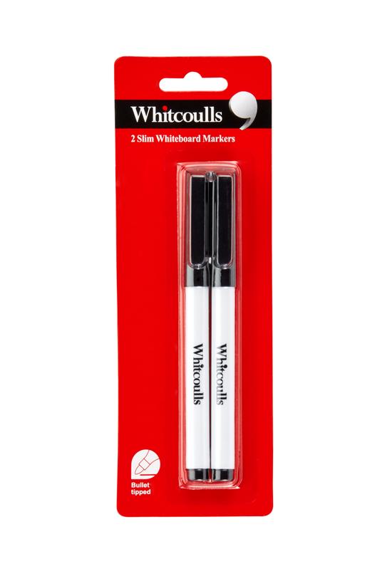 Whitcoulls Slim Whiteboard Mar...