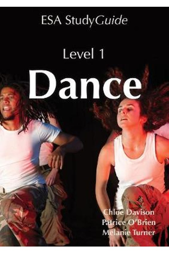 Ncea Level 1 Dance Study Guide
