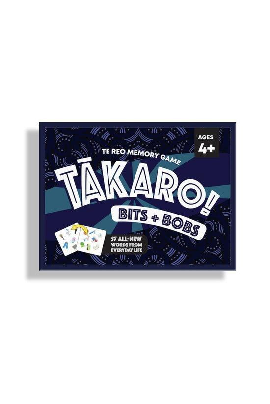 Takaro Te Reo Card Game: Bits ...