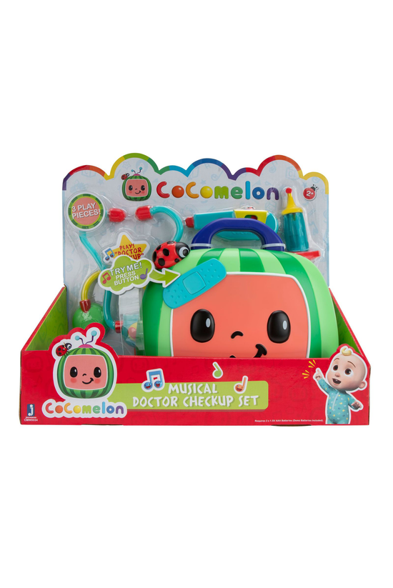 Cocomelon: Musical Doctor Chec...