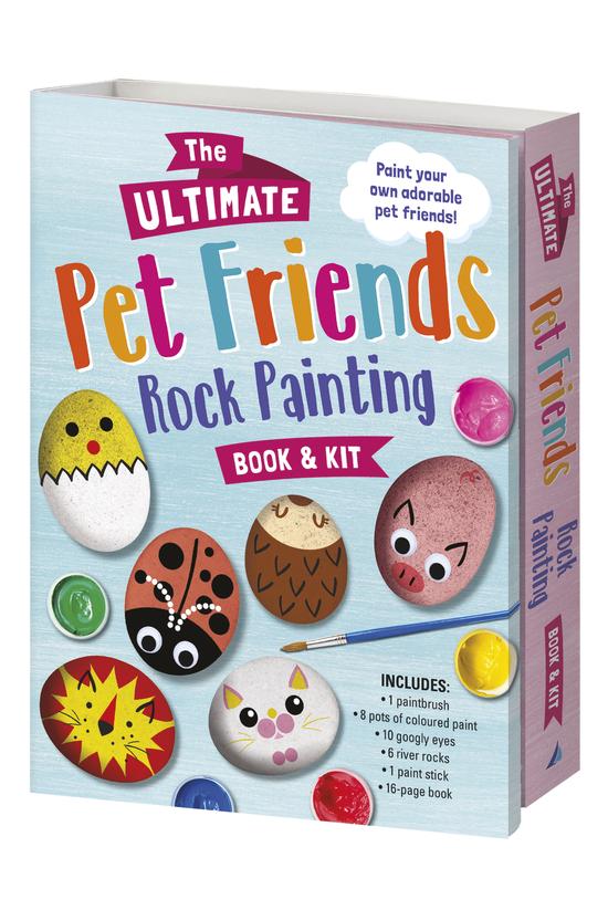 The Ultimate Pet Friends Rock ...