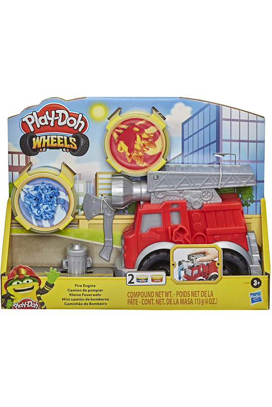 Play-doh Wheels: Fire Engine