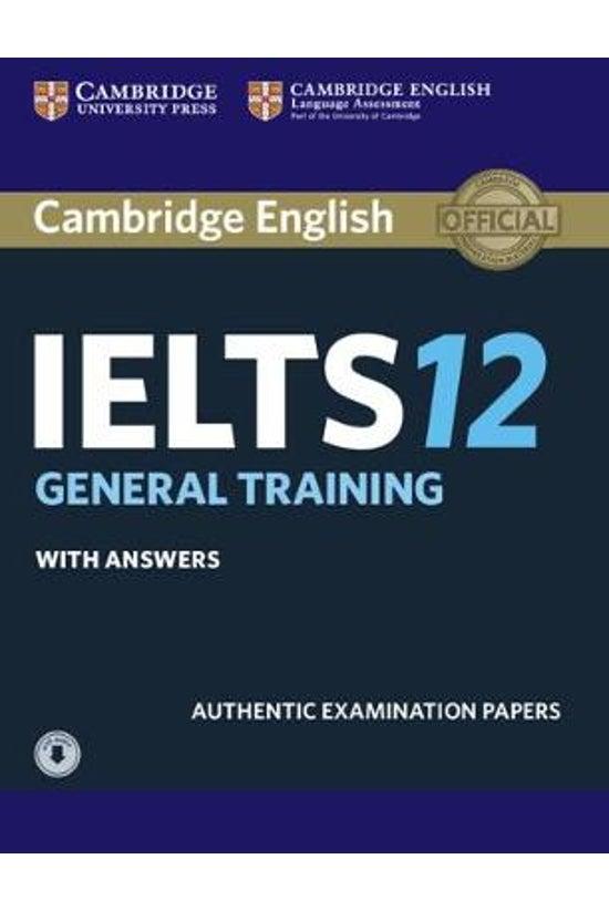 Cambridge Ielts 12 General Tra...