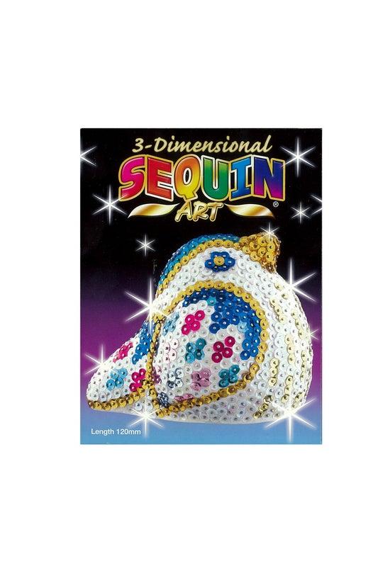 3d Sequin Art Songbird
