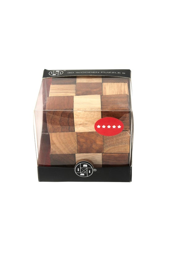 Mimi 3d Wooden Puzzle Iii Asso...