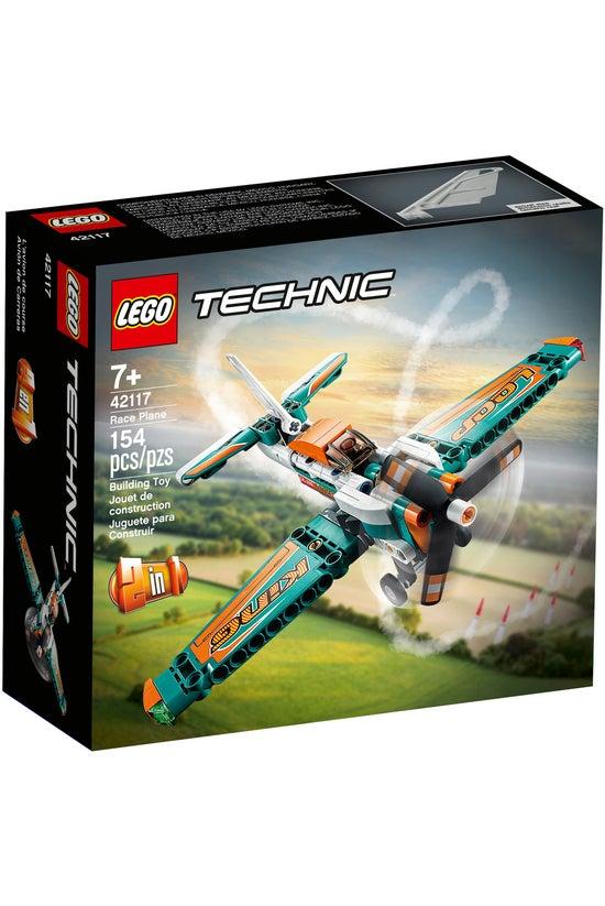 Lego Technic: 2-in-1 Race Plan...