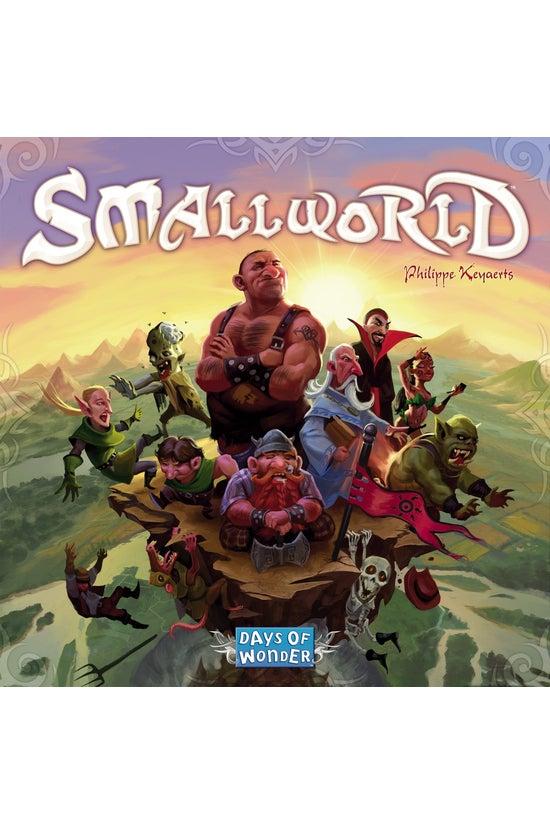 Small World Strategy Board Gam...