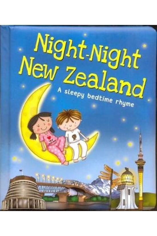 Night-night New Zealand