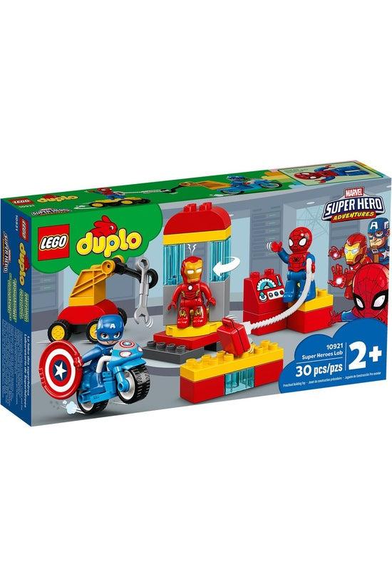 Lego Duplo: Super Heroes Lab 1...