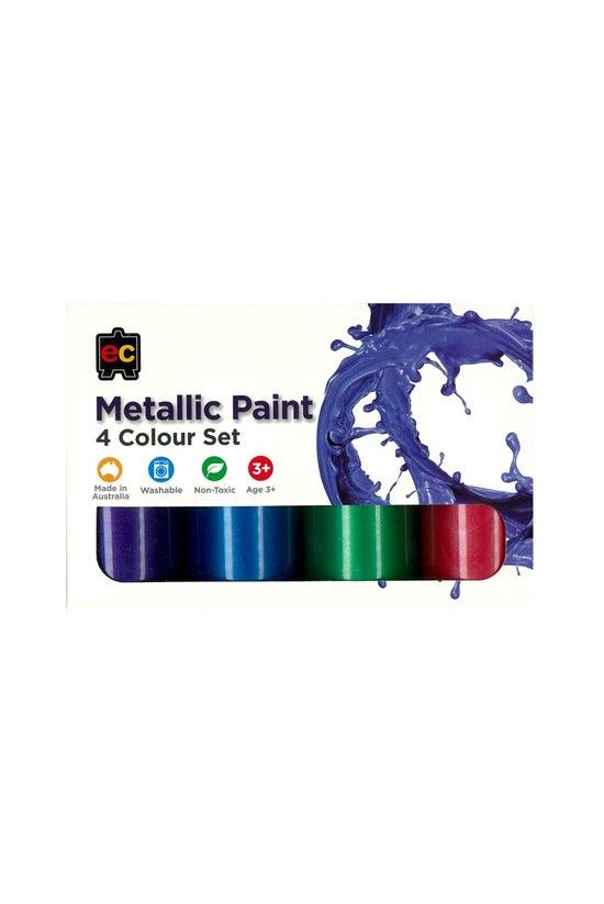 Educational Colours Metallic P...
