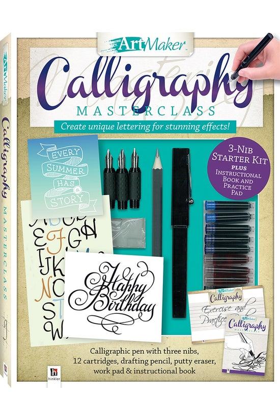 Artmaker Calligraphy Mastercla...