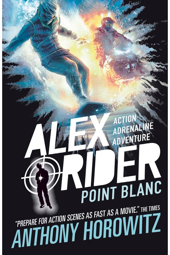 Alex Rider #02: Point Blanc