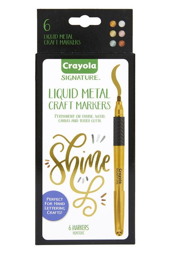 Crayola Signature Liquid Metal...